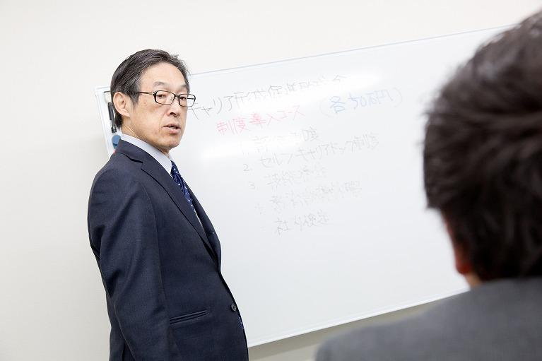 S.T様 52歳(男)洋菓子製造・販売 取締役・総務経理部長  <東京都>