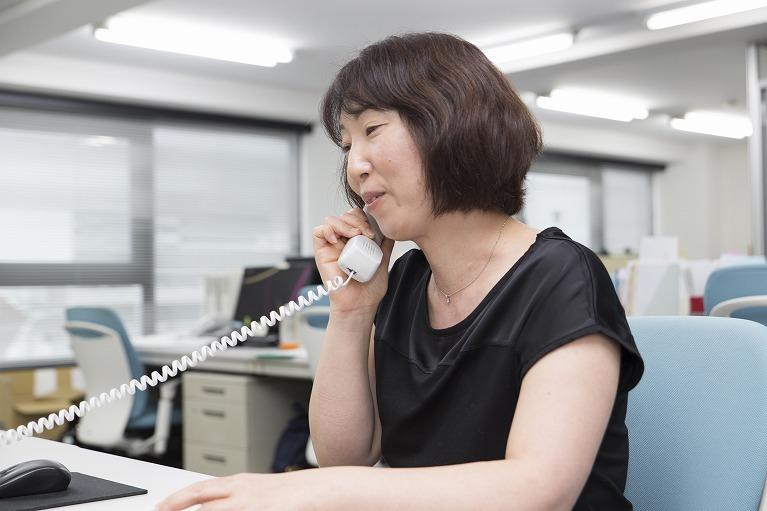 当事務所は「女性が働きやすい職場」です