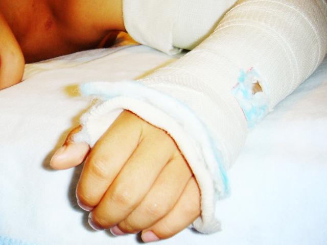 お仕事中に怪我・事故に遭っても労災保険では補償されません